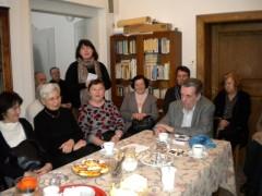 Setkání seniorů s profesorem Janem Sokolem